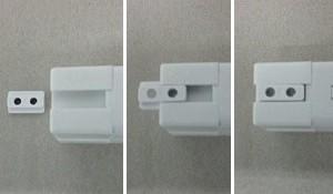LED osvětlení kuchyňské linky SLICK TL2001-SMD-držák