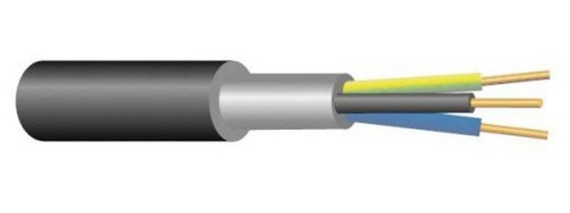 Kabel CYKY 3x2,5 J
