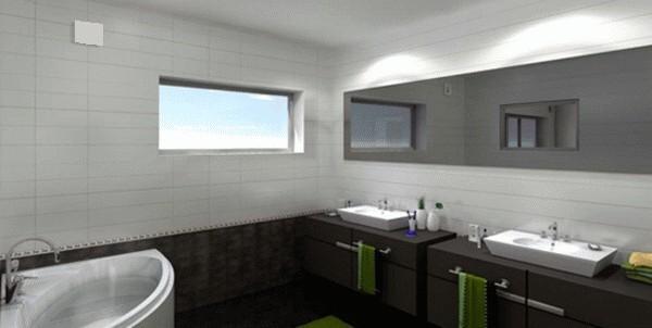 koupelnový ventilátor