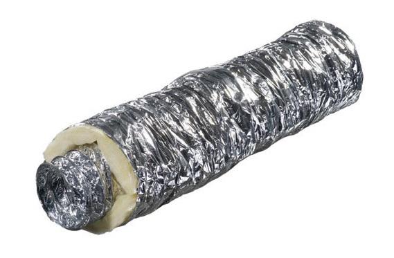 Izolované kovové potrubí
