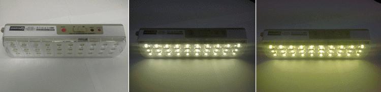 Přepínač intenzity osvětlení
