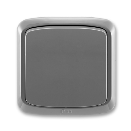 Venkovní vypínač šedý Tango ABB