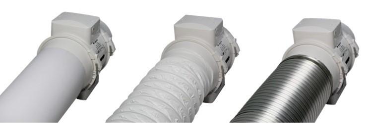 Potrubní ventilátor Vents 100 TT